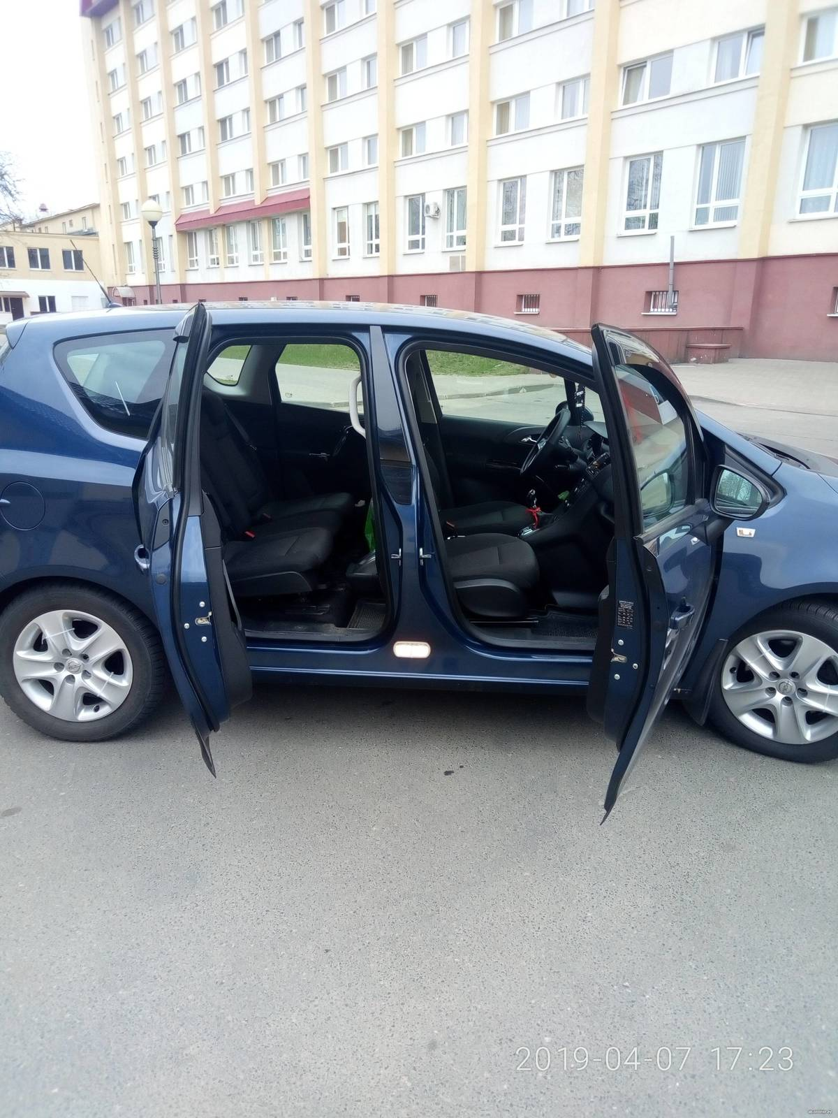Opel Meriva 1.4 Turbo
