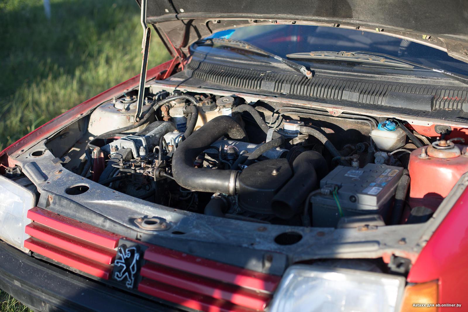 Peugeot 205 GT