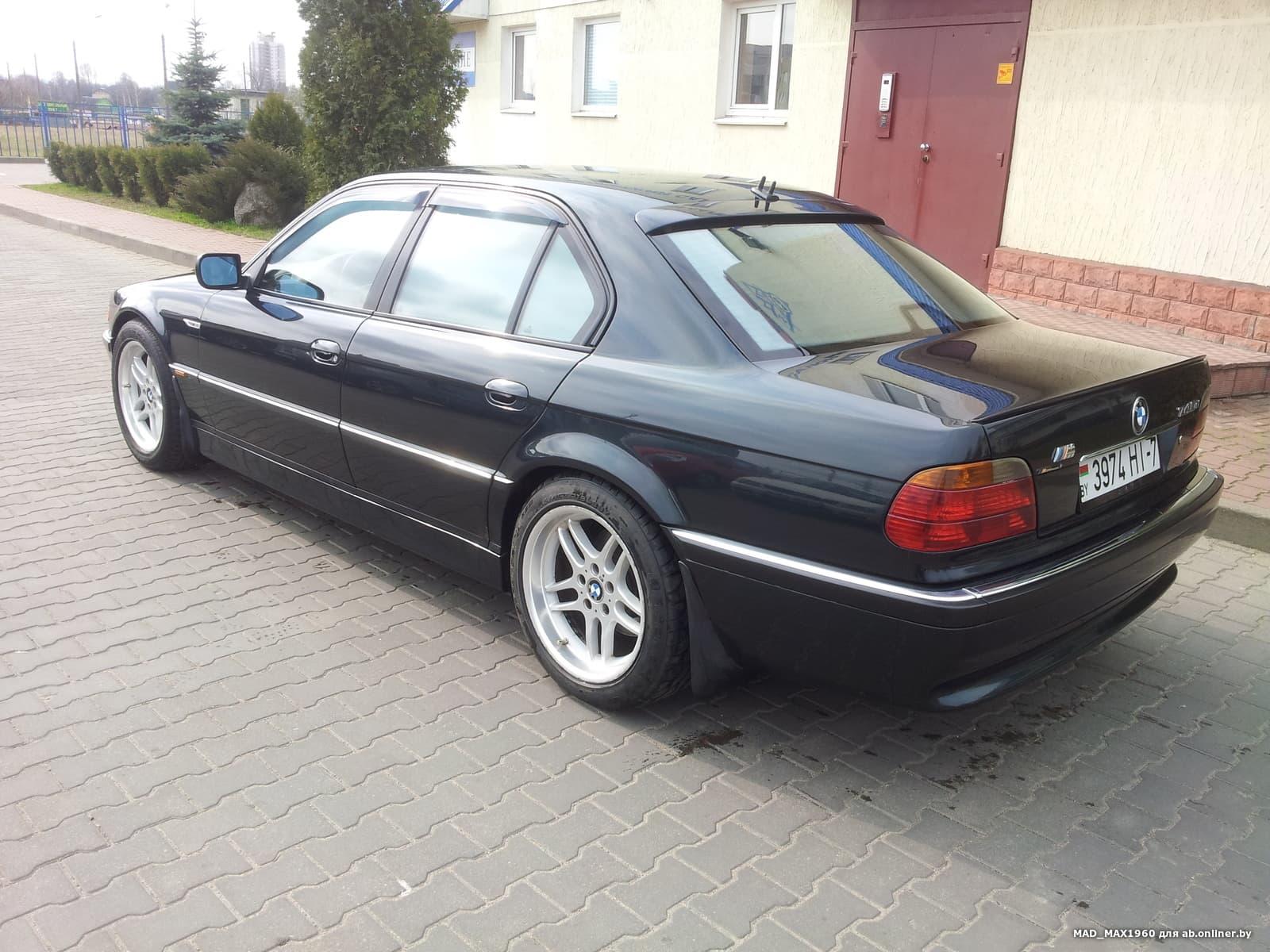 BMW 730 Snadowline Обмен Е65 Х5