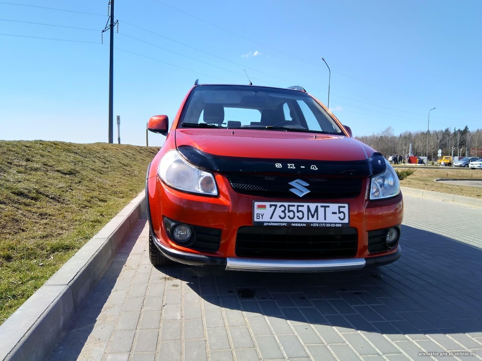 Suzuki SX4 1,6