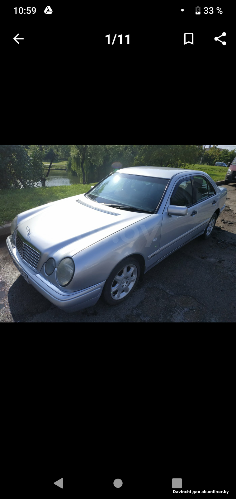 Mercedes-Benz E230 W210
