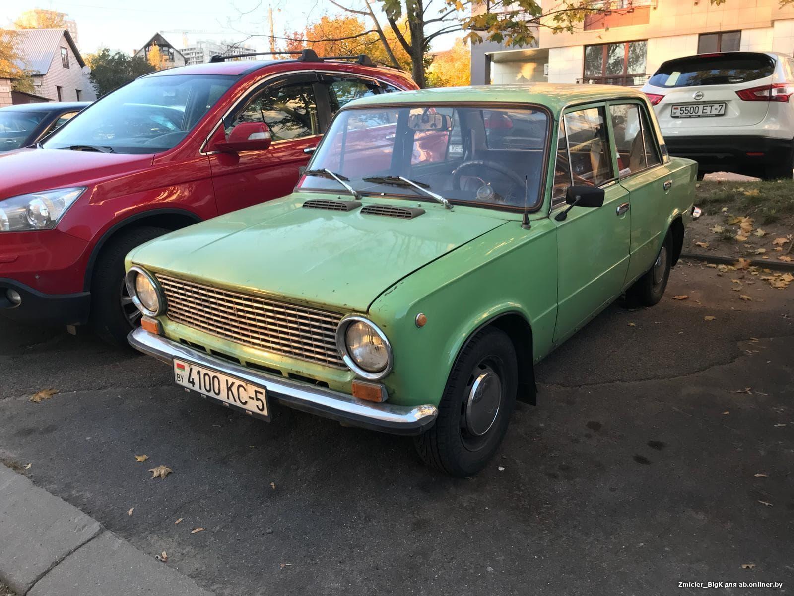 ВАЗ (Lada) 21011