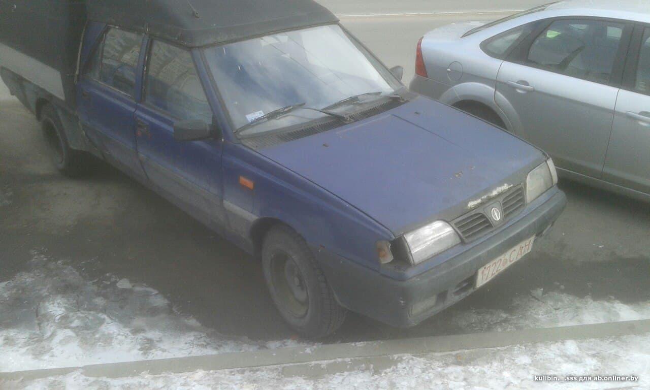 FSO Polonez пикап