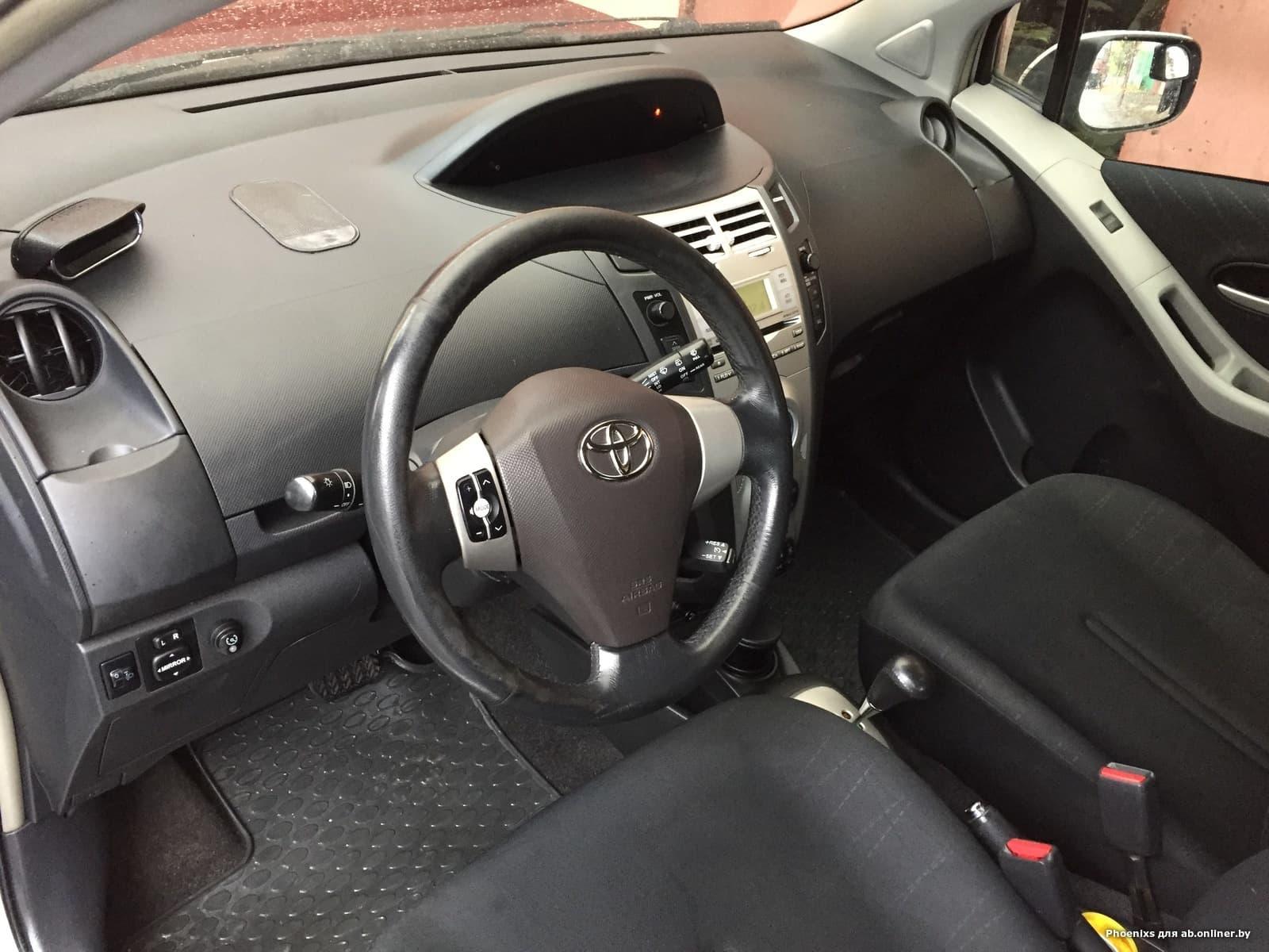 Toyota Yaris D4-D