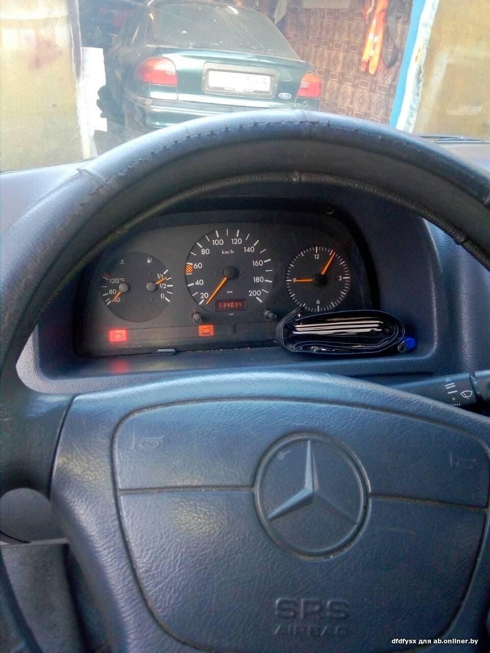 Mercedes Vito TD