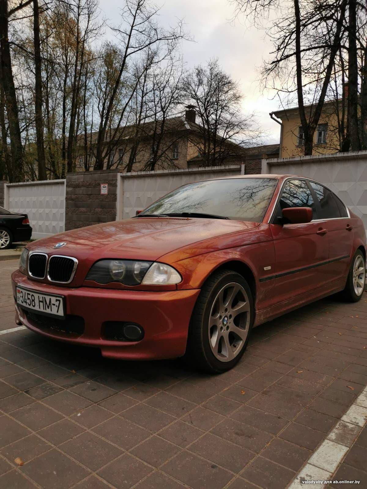 BMW 320 M52/TU