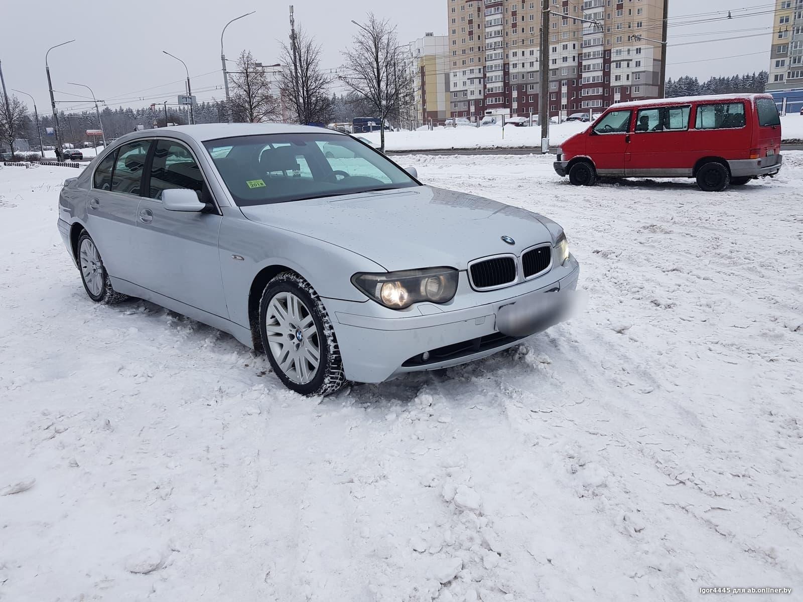 BMW 730 М57
