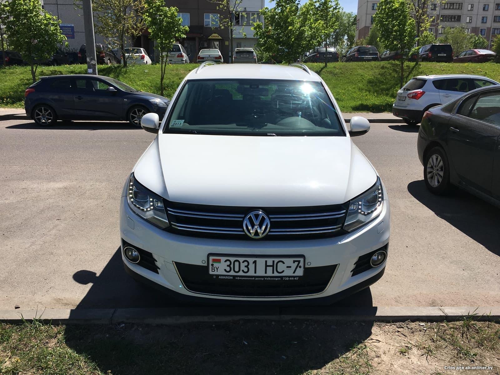 Volkswagen Tiguan 2.0 Sport&Style