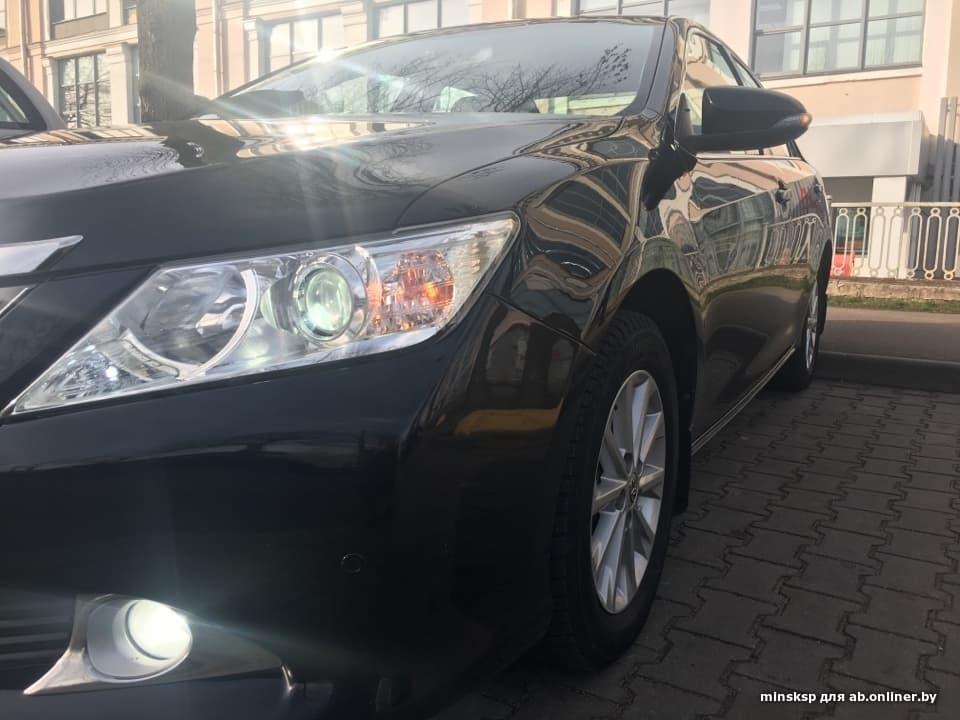 Toyota Camry lx