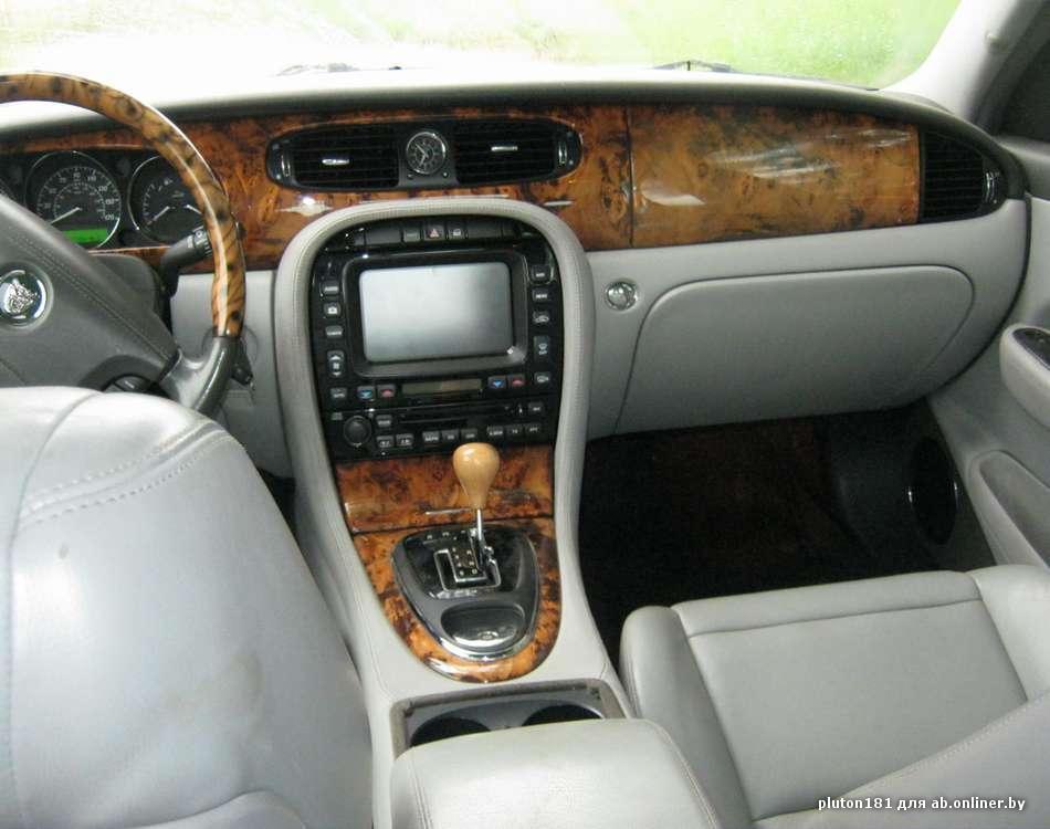 Jaguar XJ 350