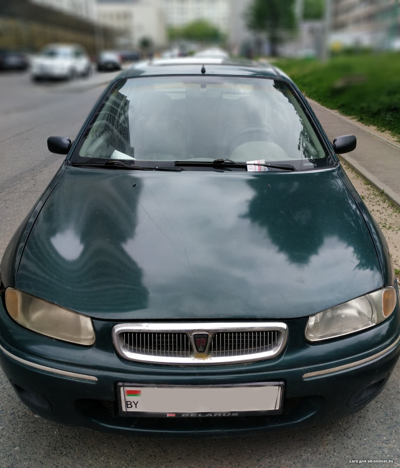 Rover 200-Series 216si