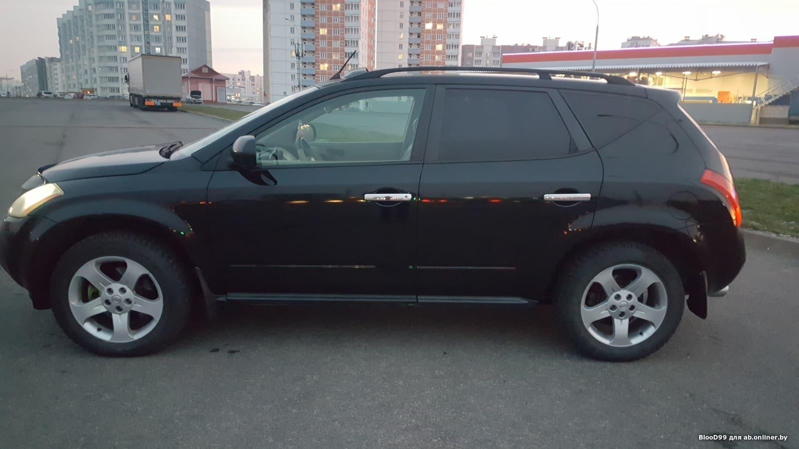 Nissan Murano SL AWD