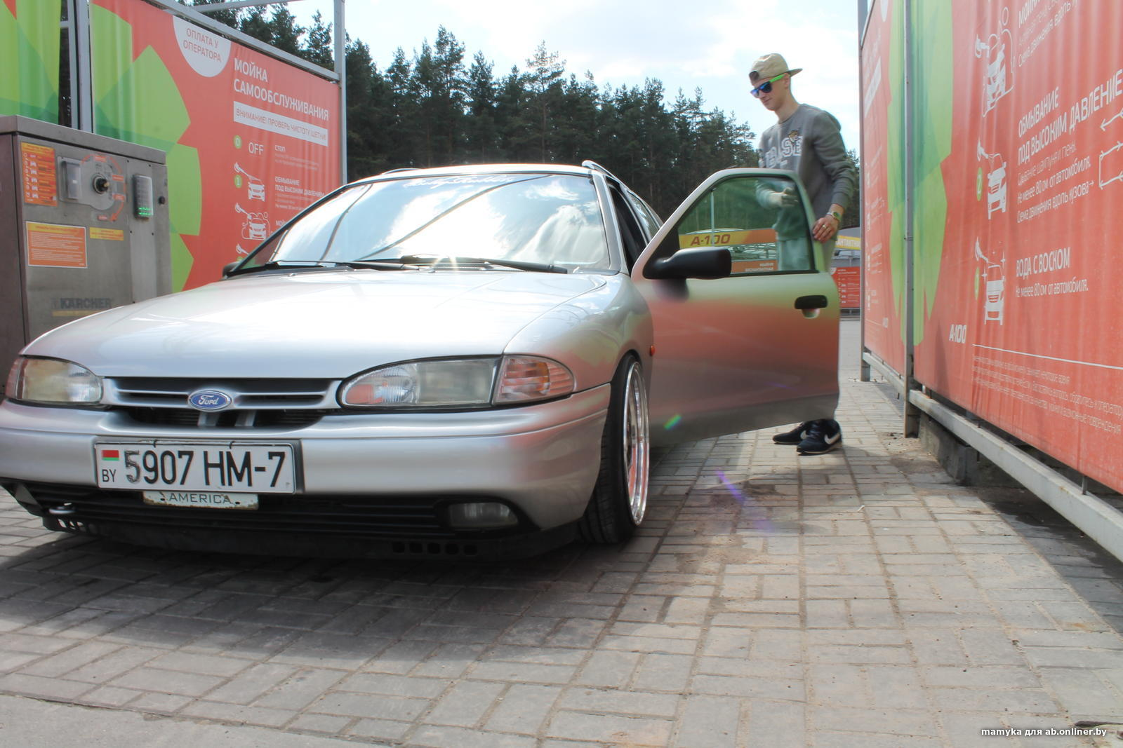 Ford Mondeo Business Edition TD STANCE