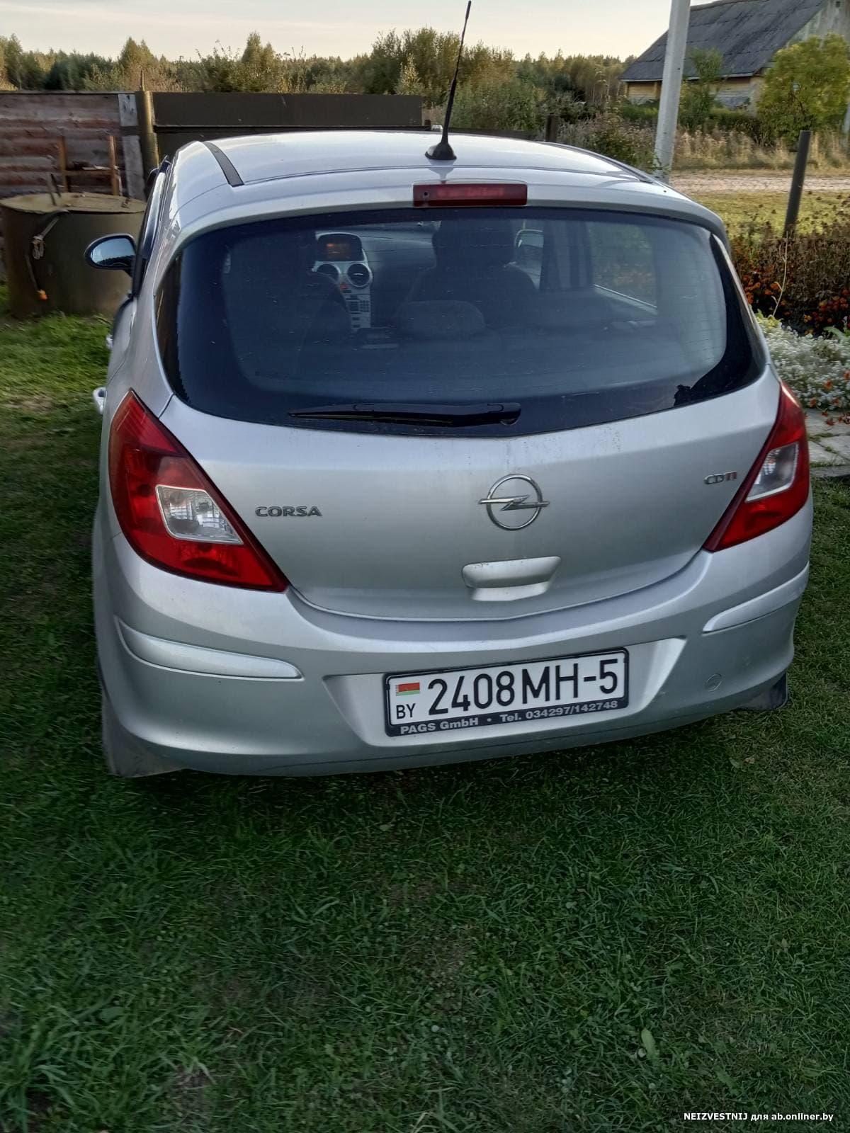 Opel Corsa