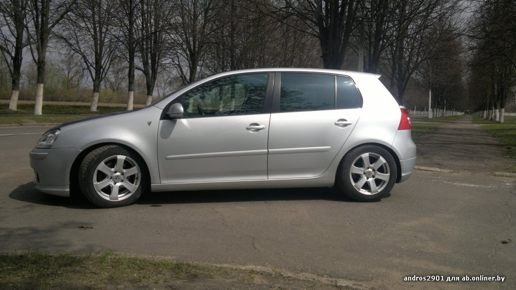 Volkswagen Golf Special edition