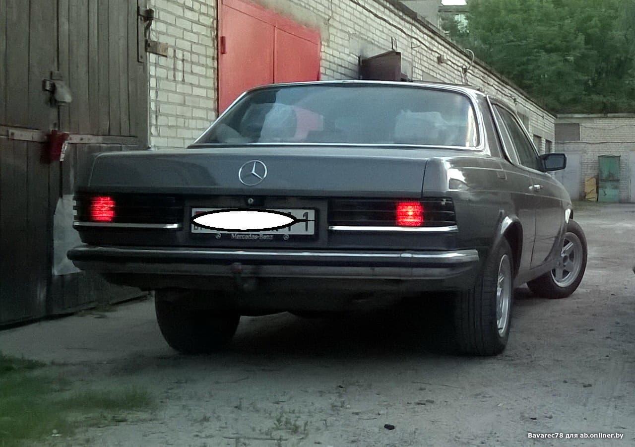 Mercedes-Benz E230 W123C