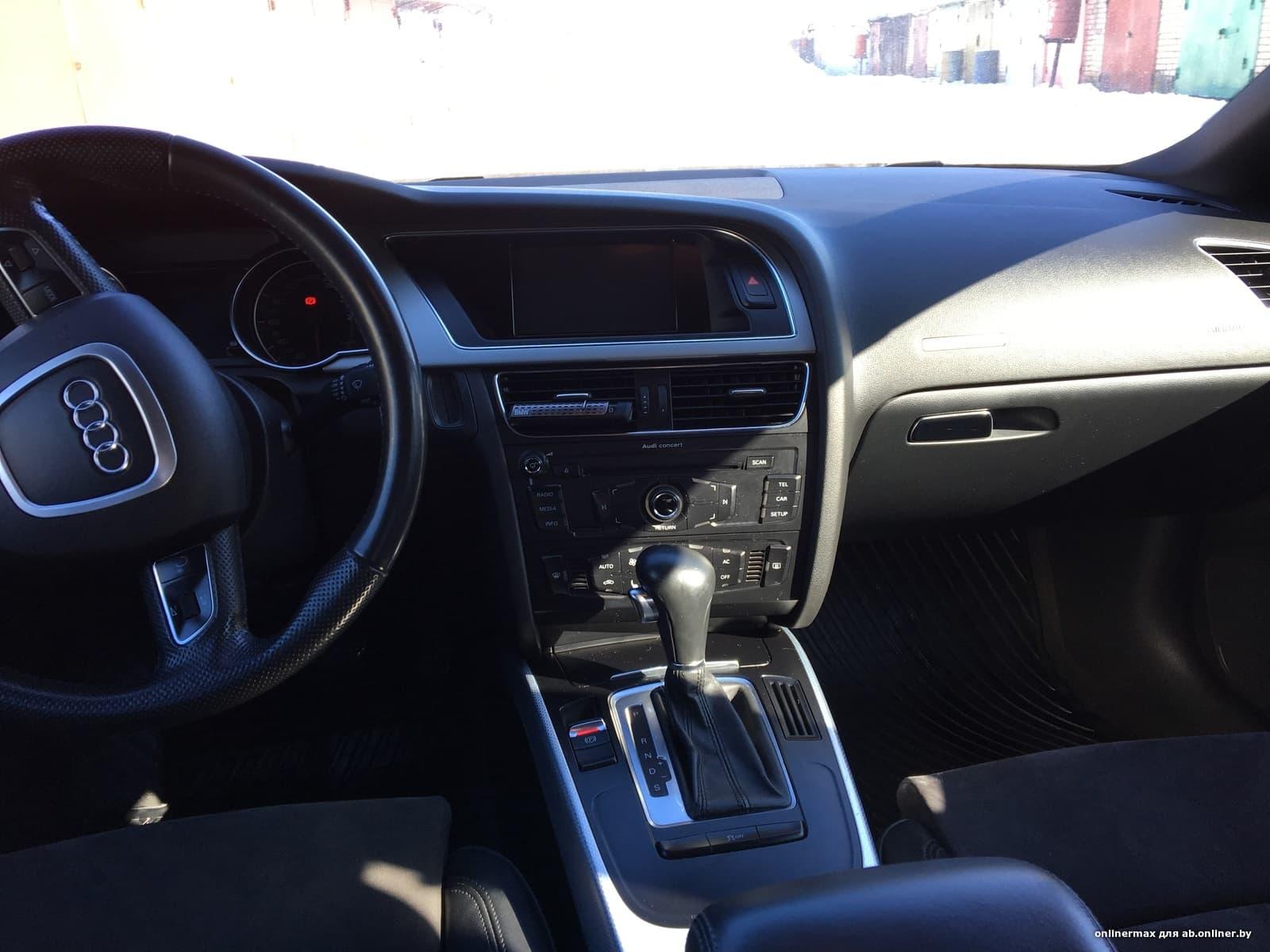 Audi A5 QUATTRO 211HP