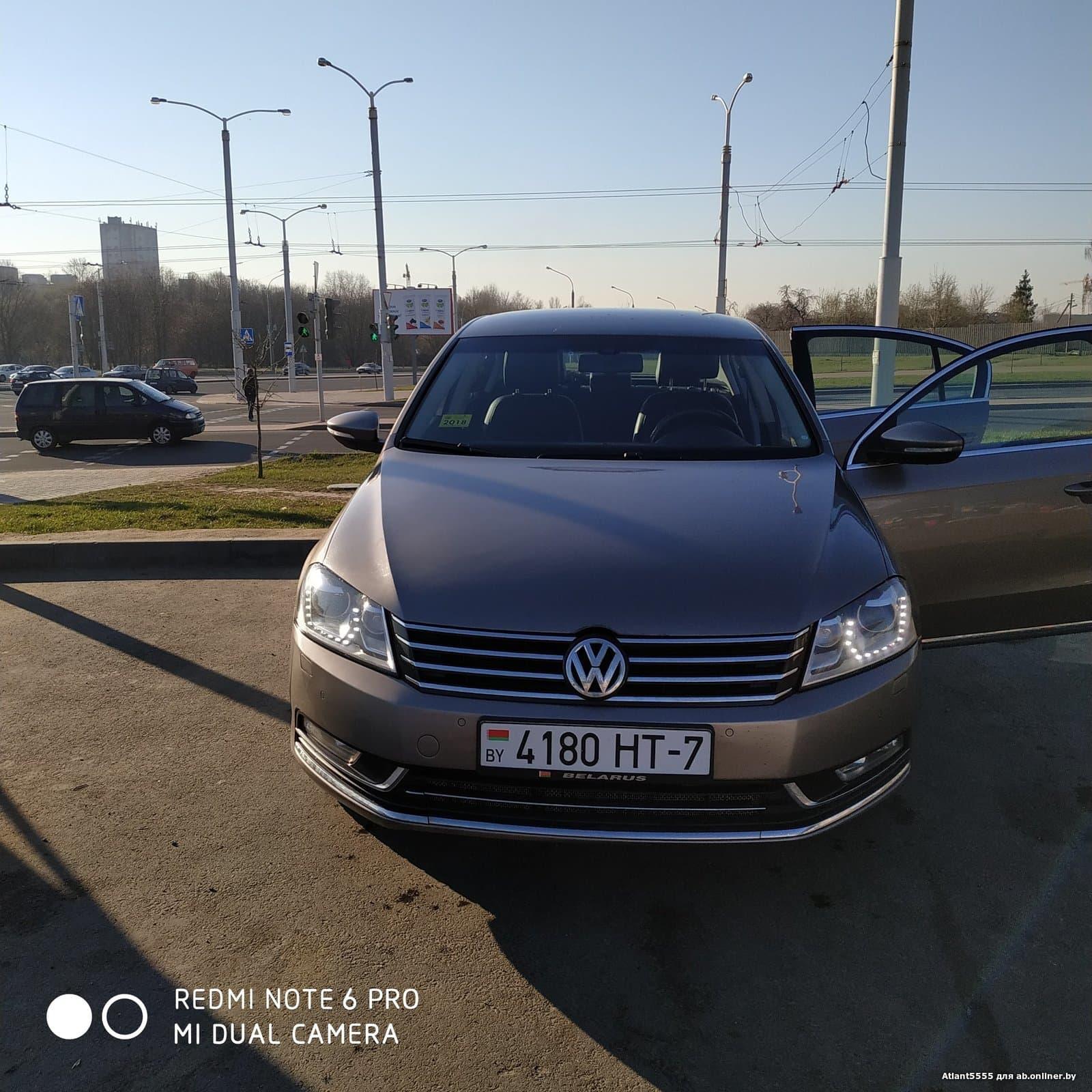 Volkswagen Passat High-Iine