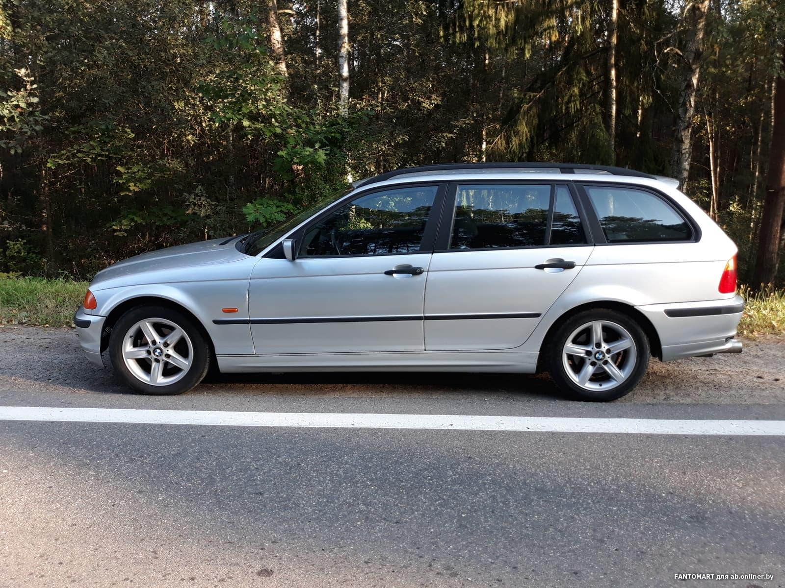 BMW 318 M43
