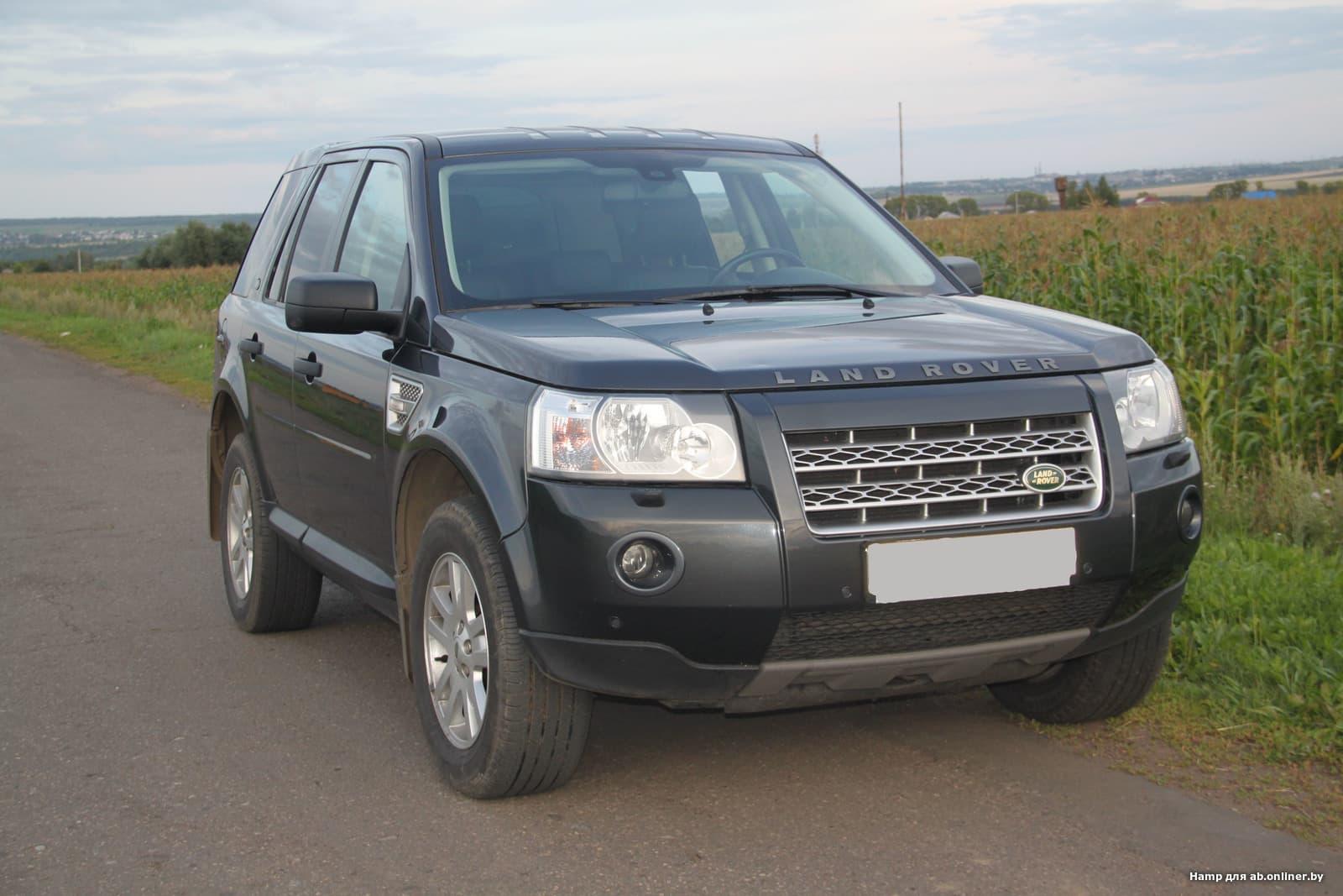 Land Rover Freelander SE