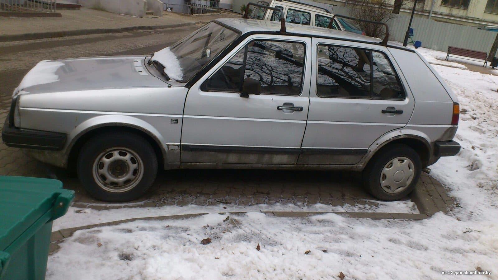 Volkswagen Golf Карат