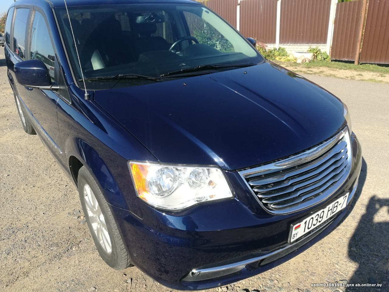 Chrysler Town&Country touring
