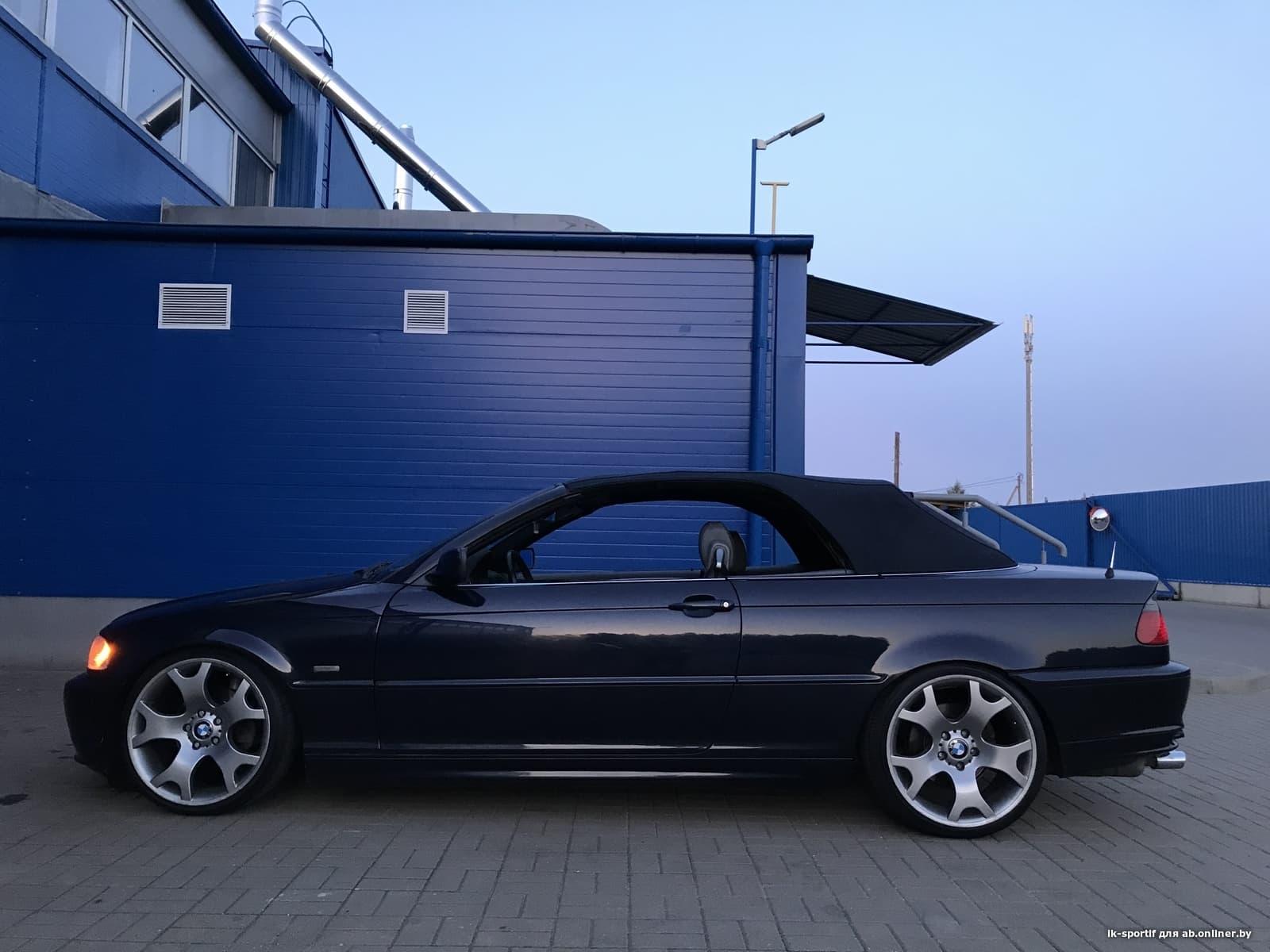 BMW 325 Cabrio