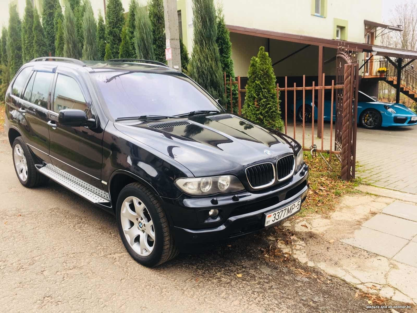 BMW X5 Edition Exclusive Sport