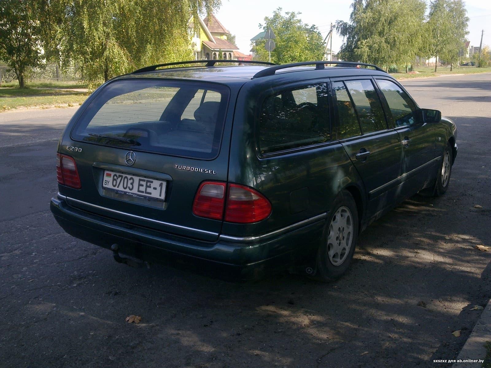 Mercedes E290 Elegance