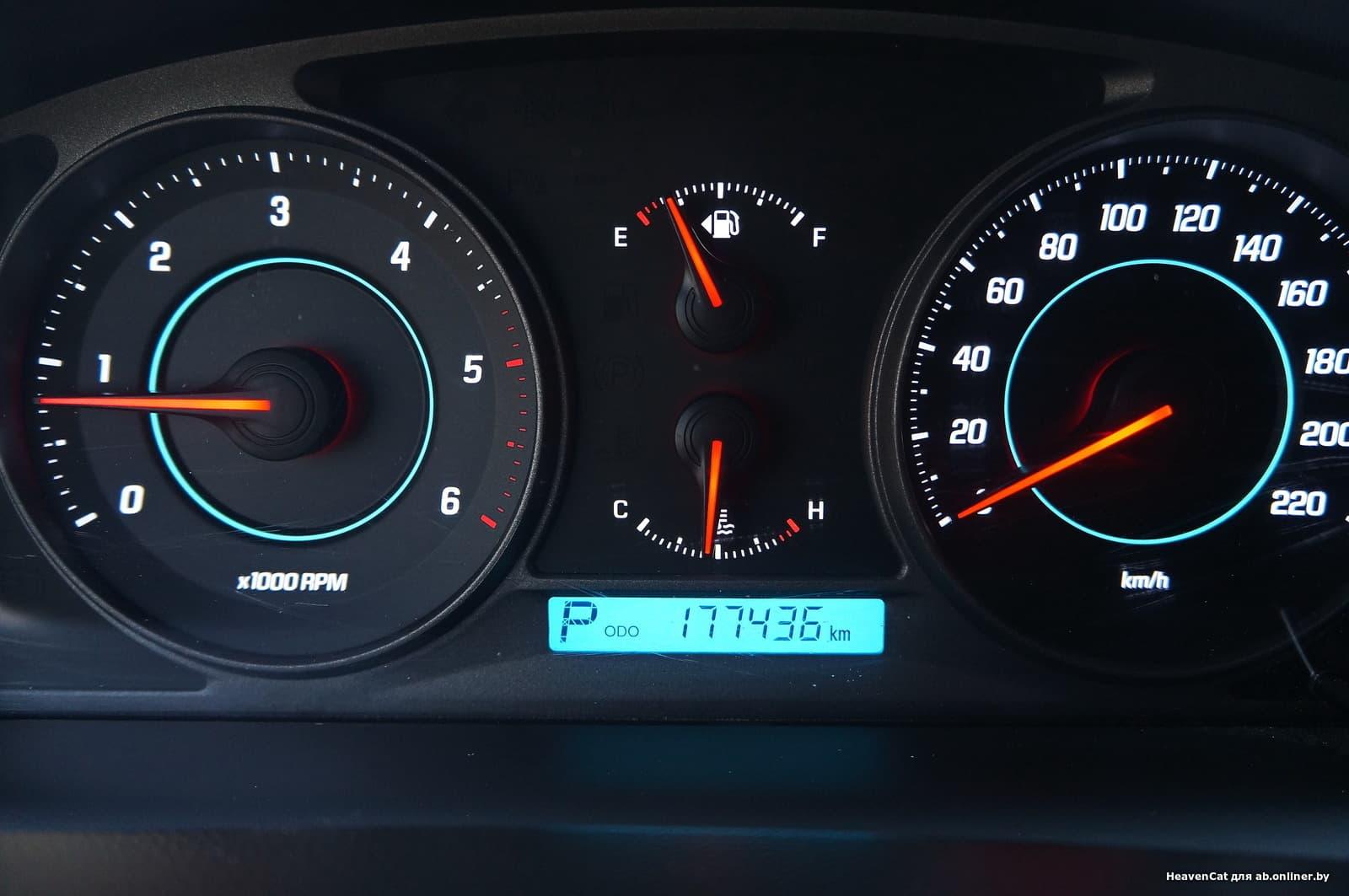 Chevrolet Captiva LX 4x4