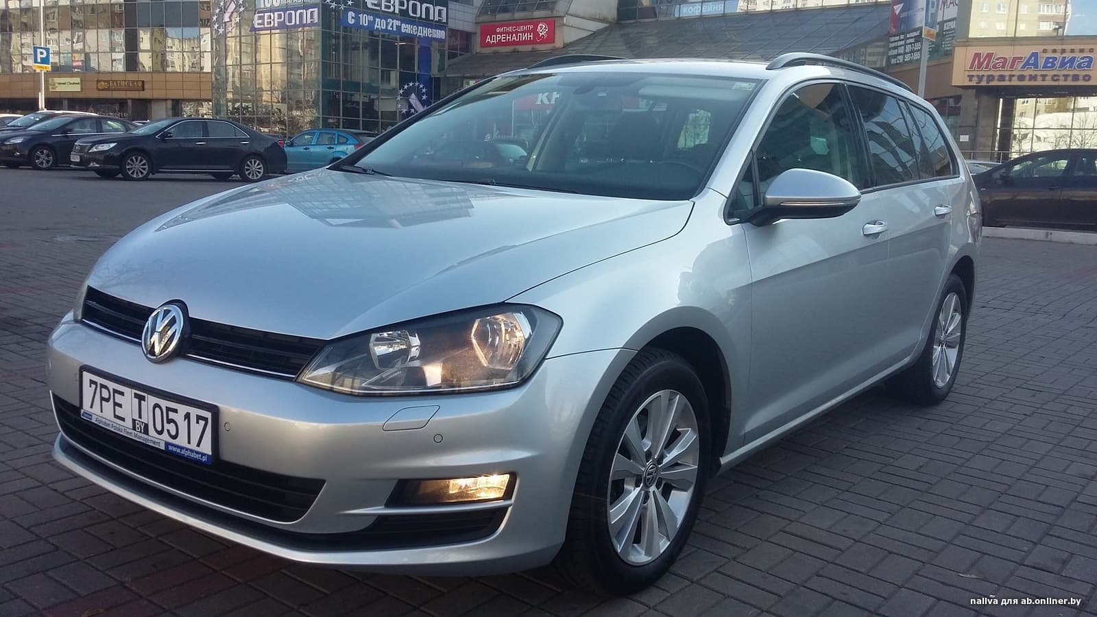Volkswagen Golf SportWagon