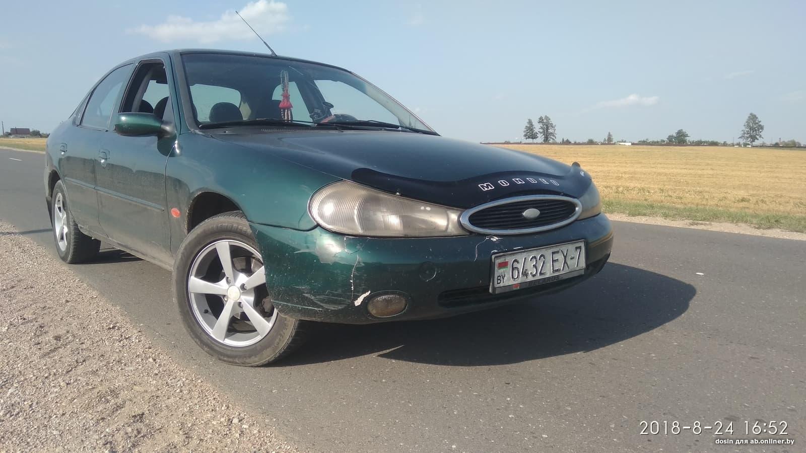 Ford Mondeo 2 Chia