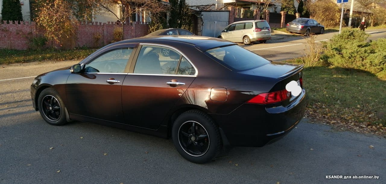 Honda Accord Cl