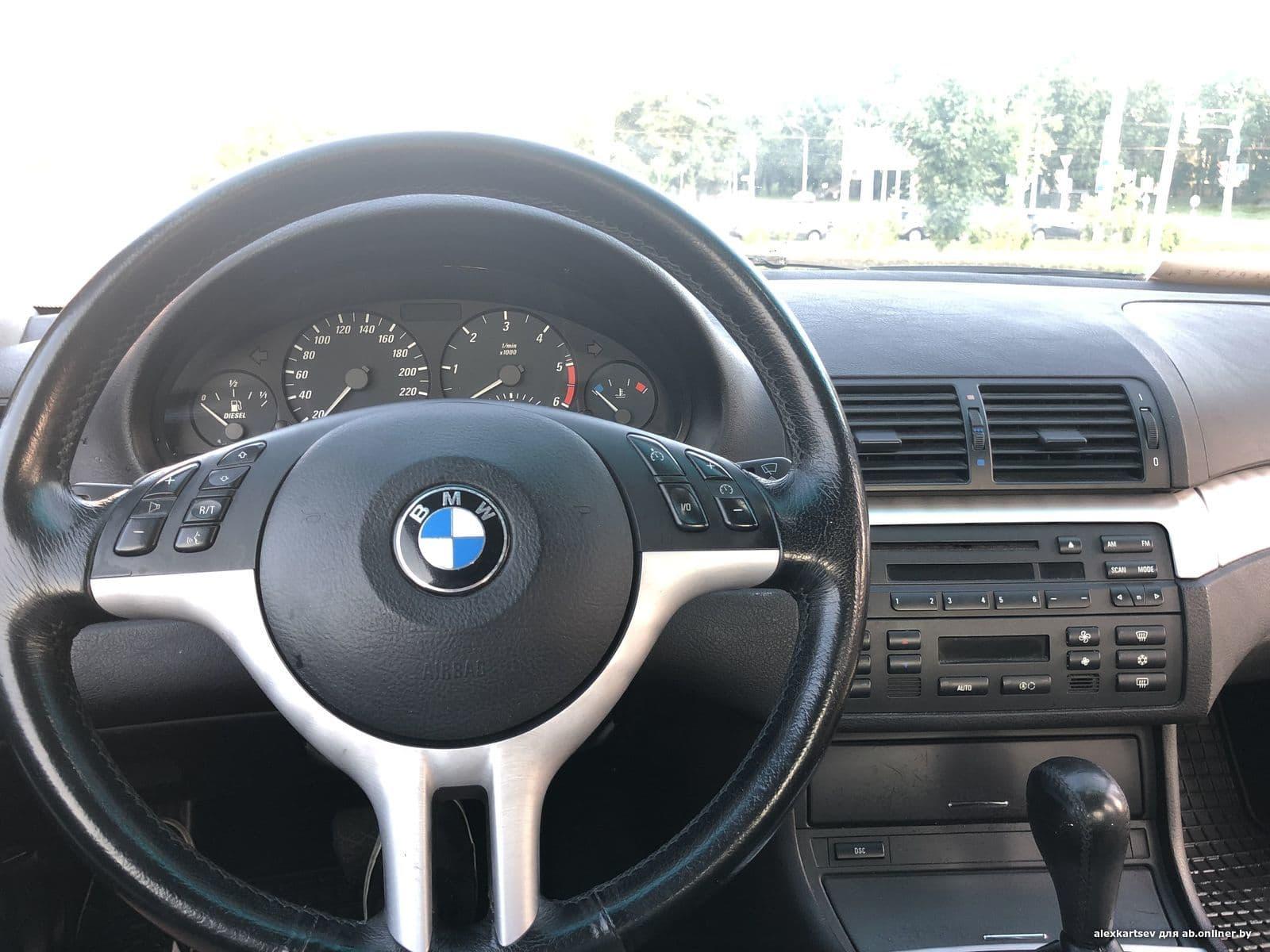 BMW 320 CD