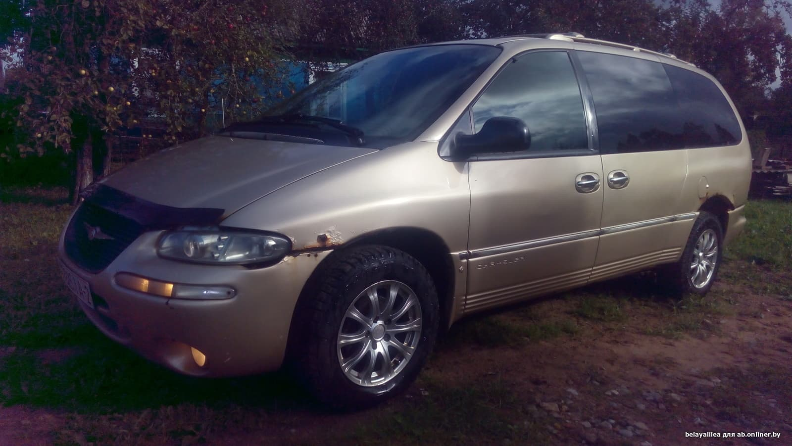 Chrysler Town&Country 4x4