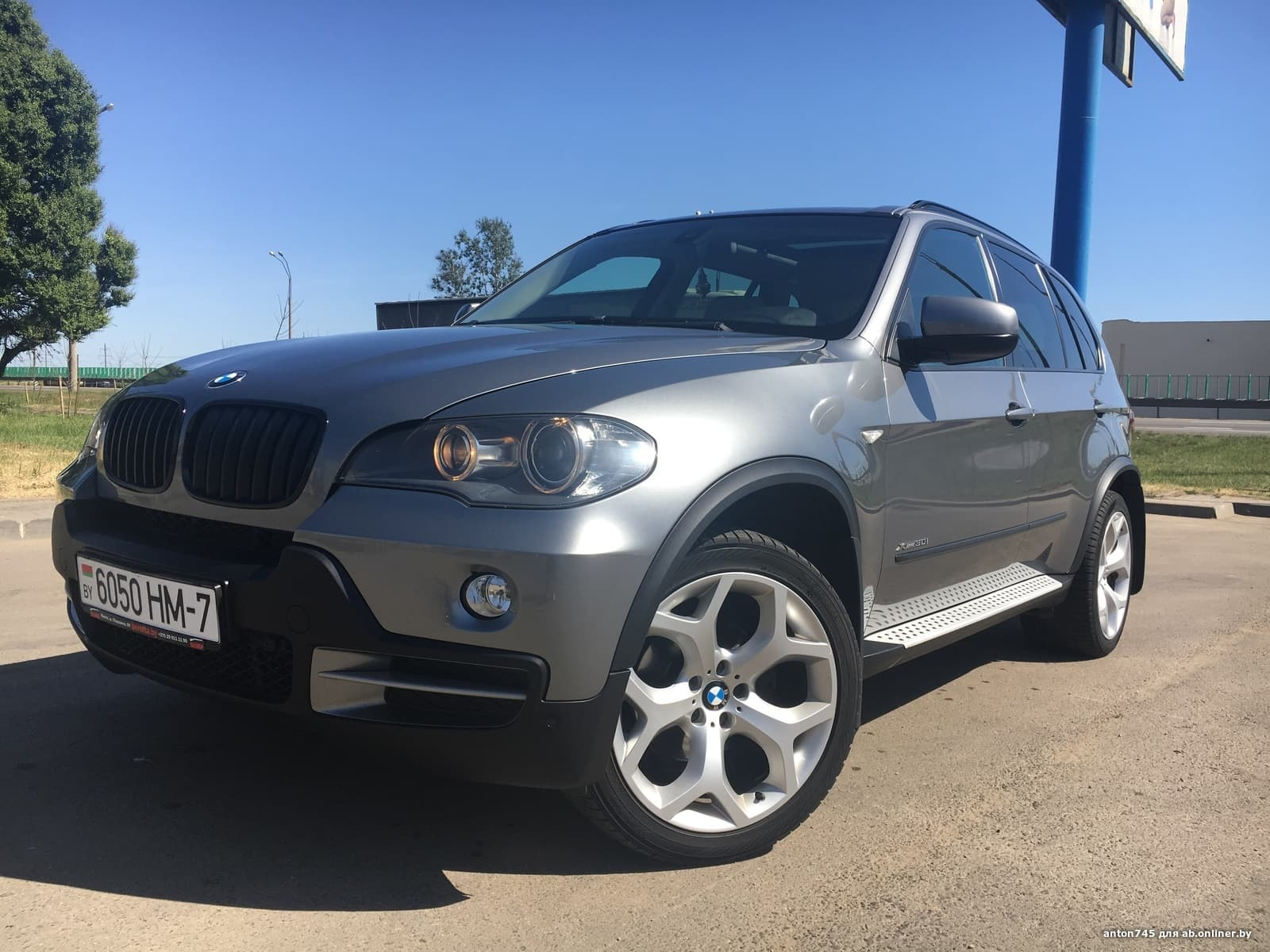 BMW X5 Shadow Line