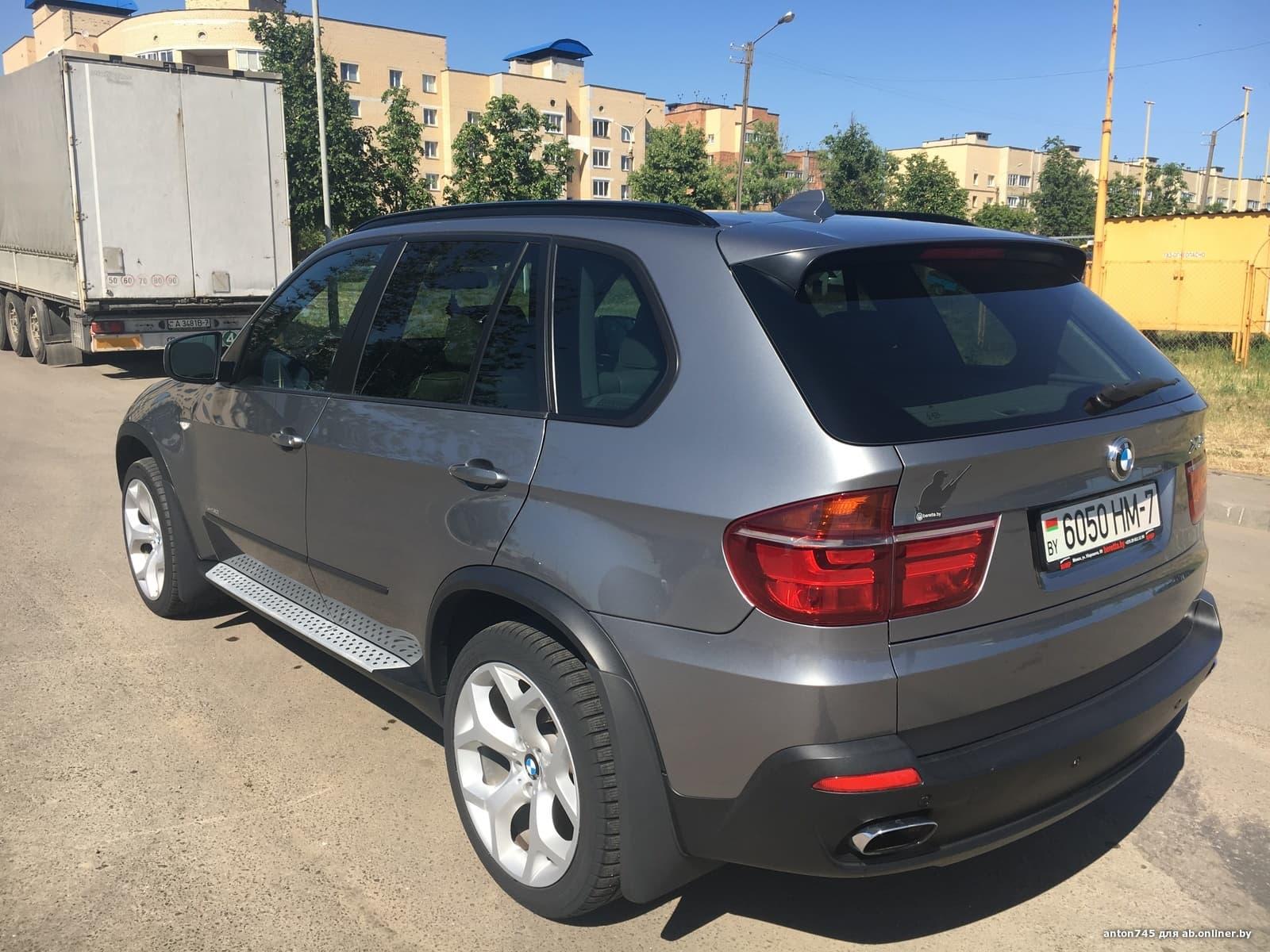 BMW X5 Shadow Line