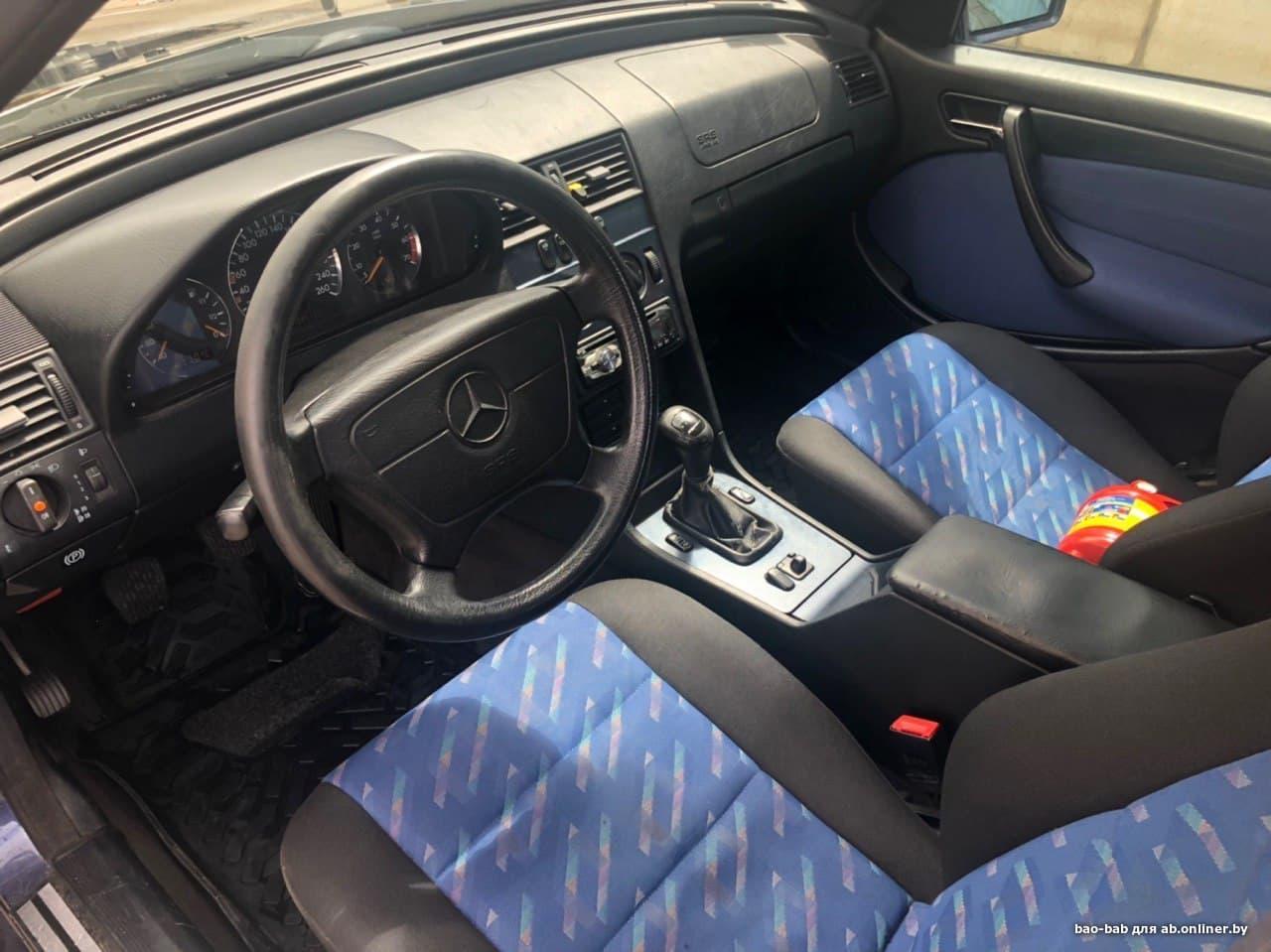 Mercedes-Benz C230 W202 компрессор