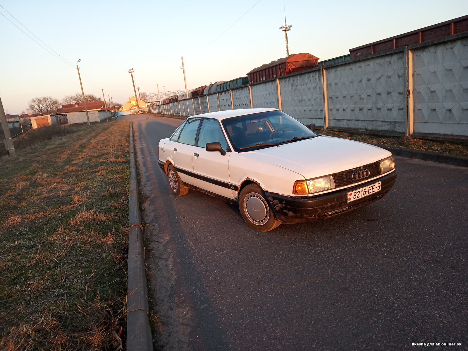 Audi 80 SF