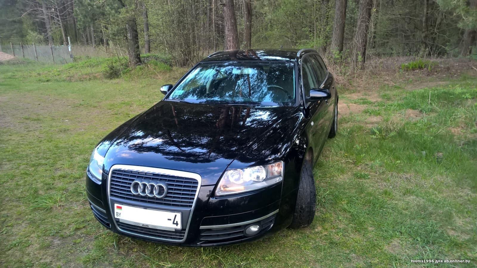 Audi A6 С6 Avant