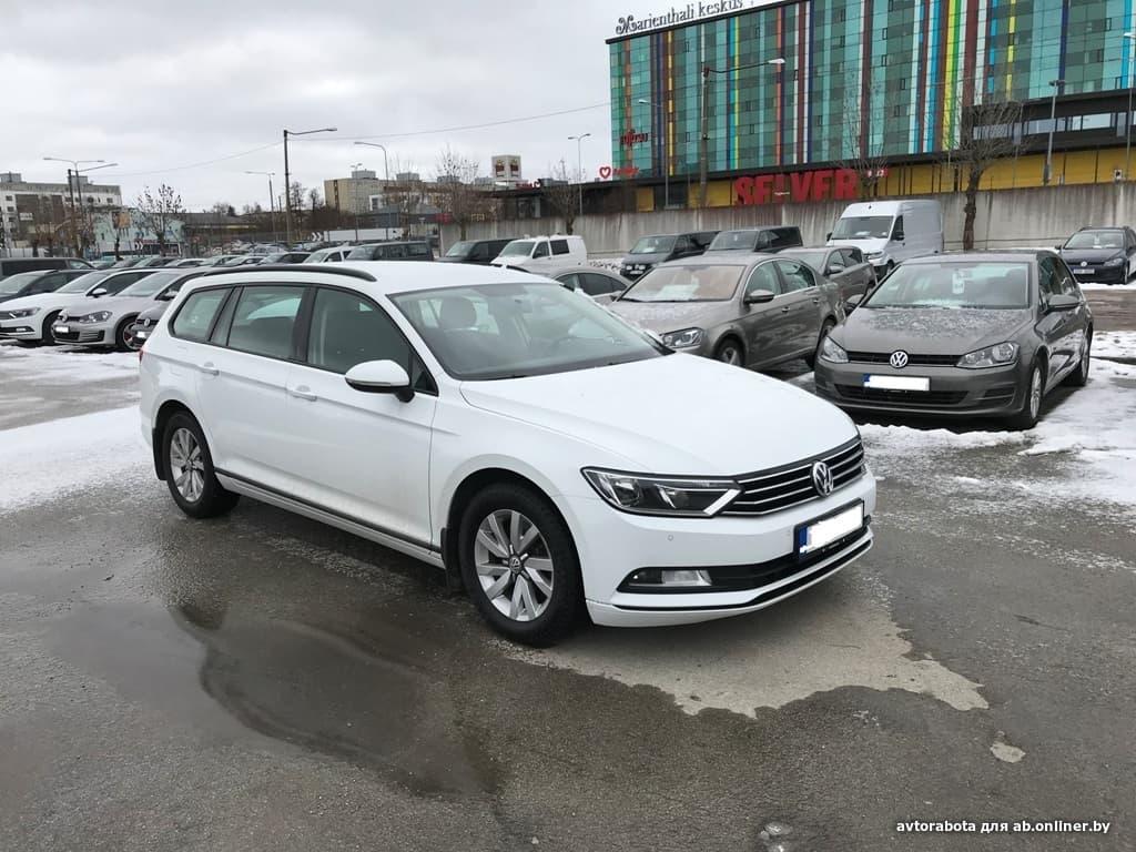 Volkswagen Passat B8, 1.4 TSI, DSG