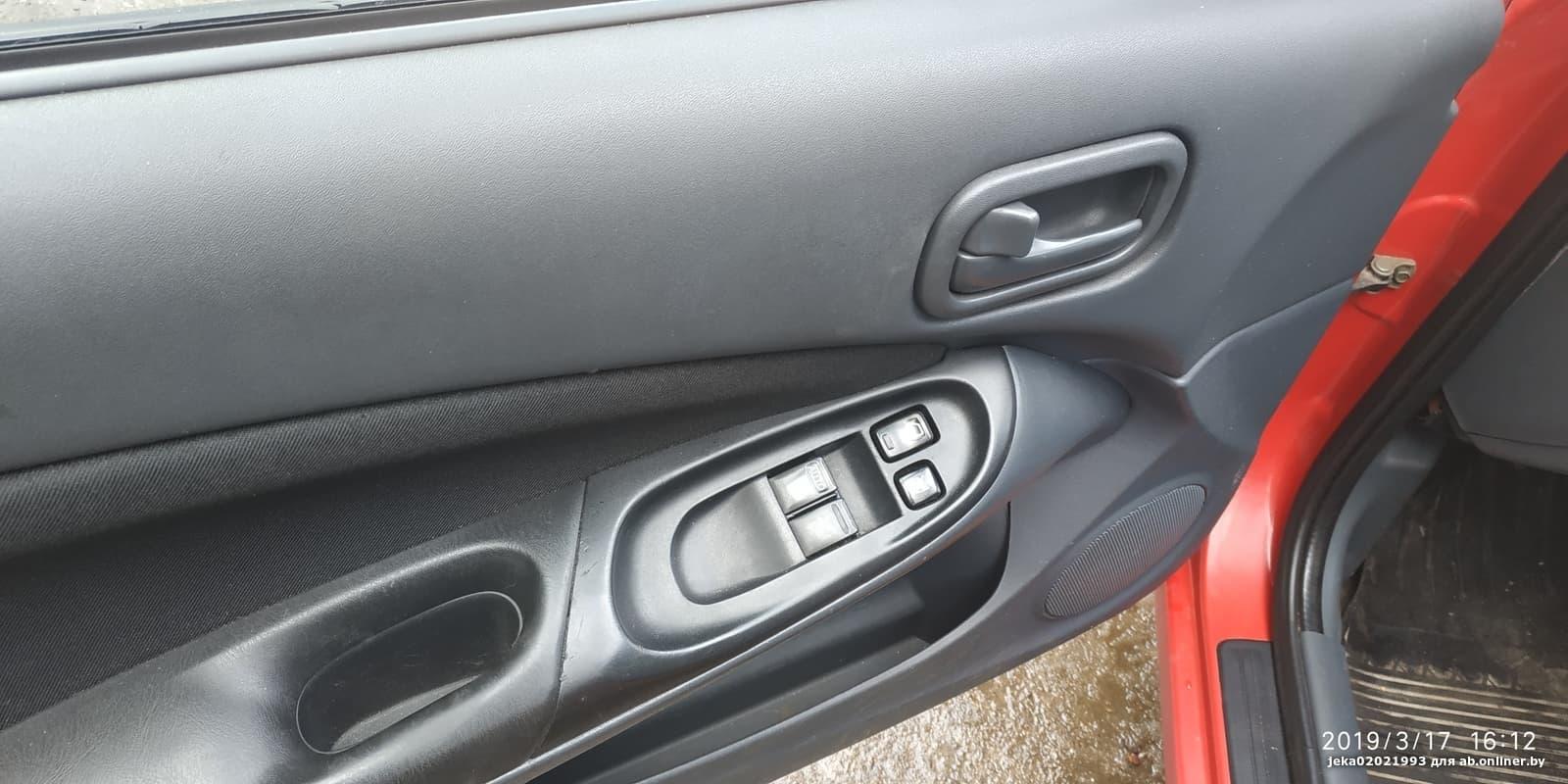 Nissan Almera N16 Comfort