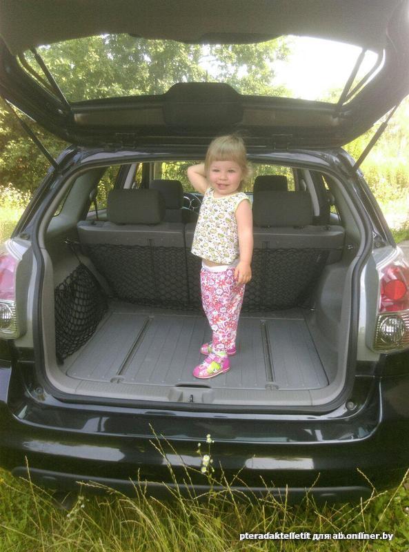Toyota Matrix standart