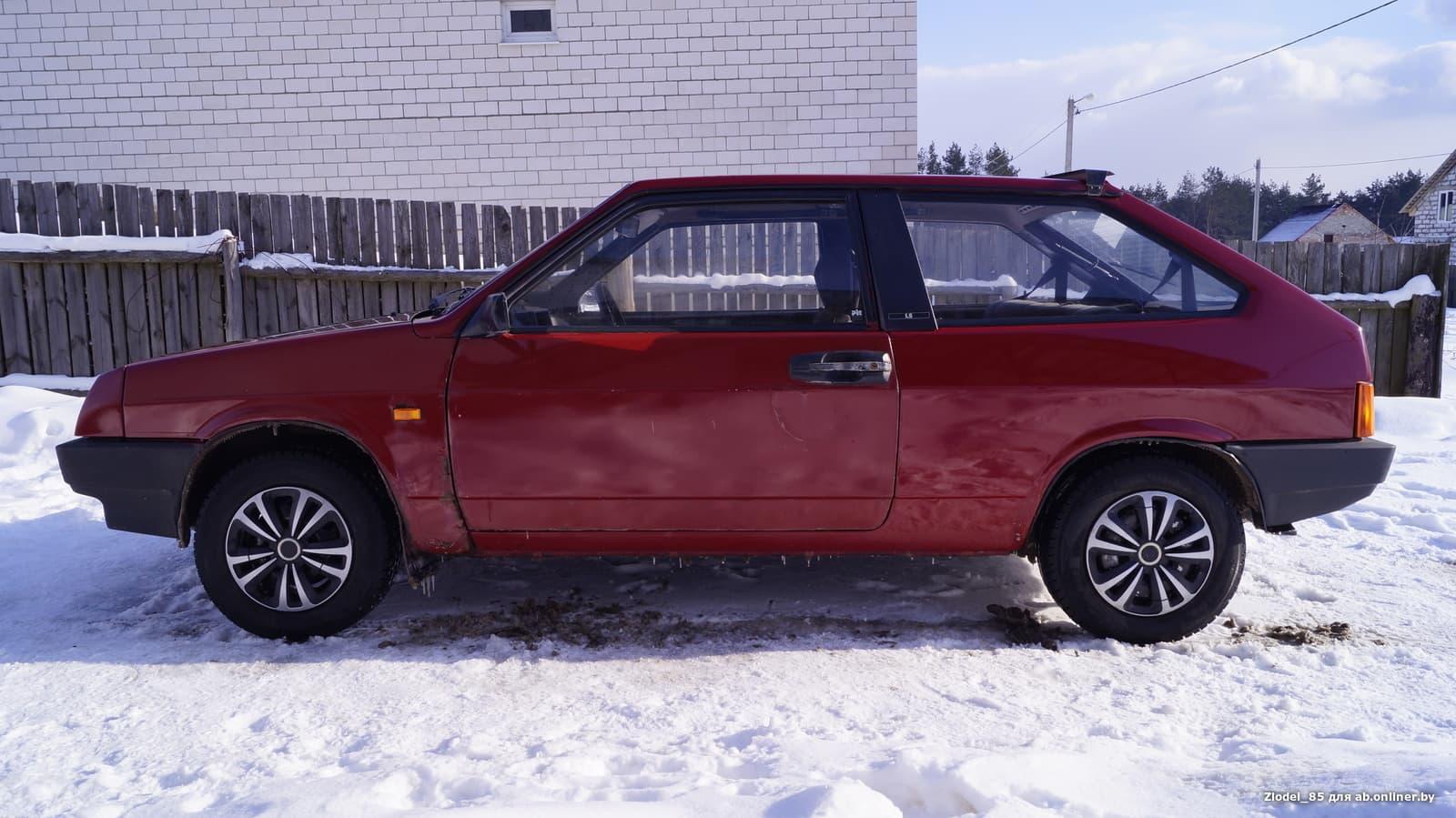 ВАЗ (Lada) 2108