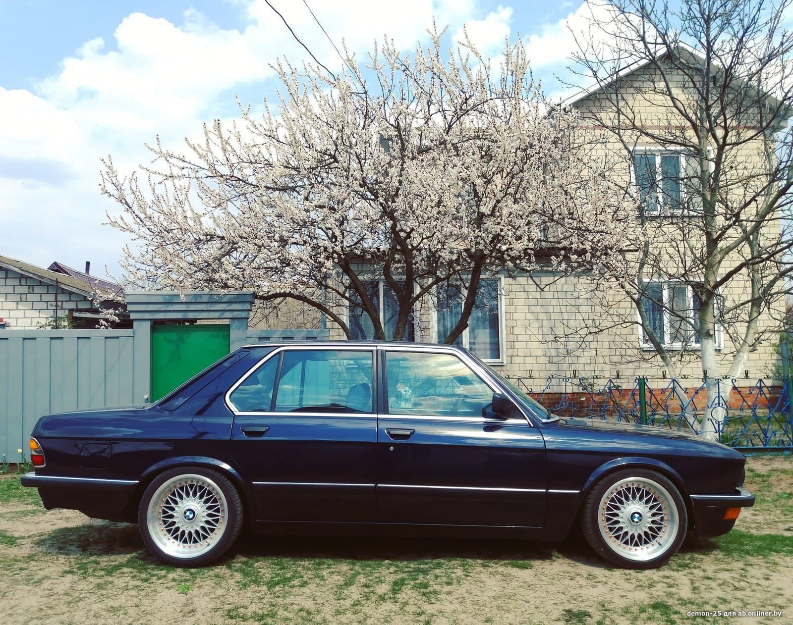 BMW 525 Е