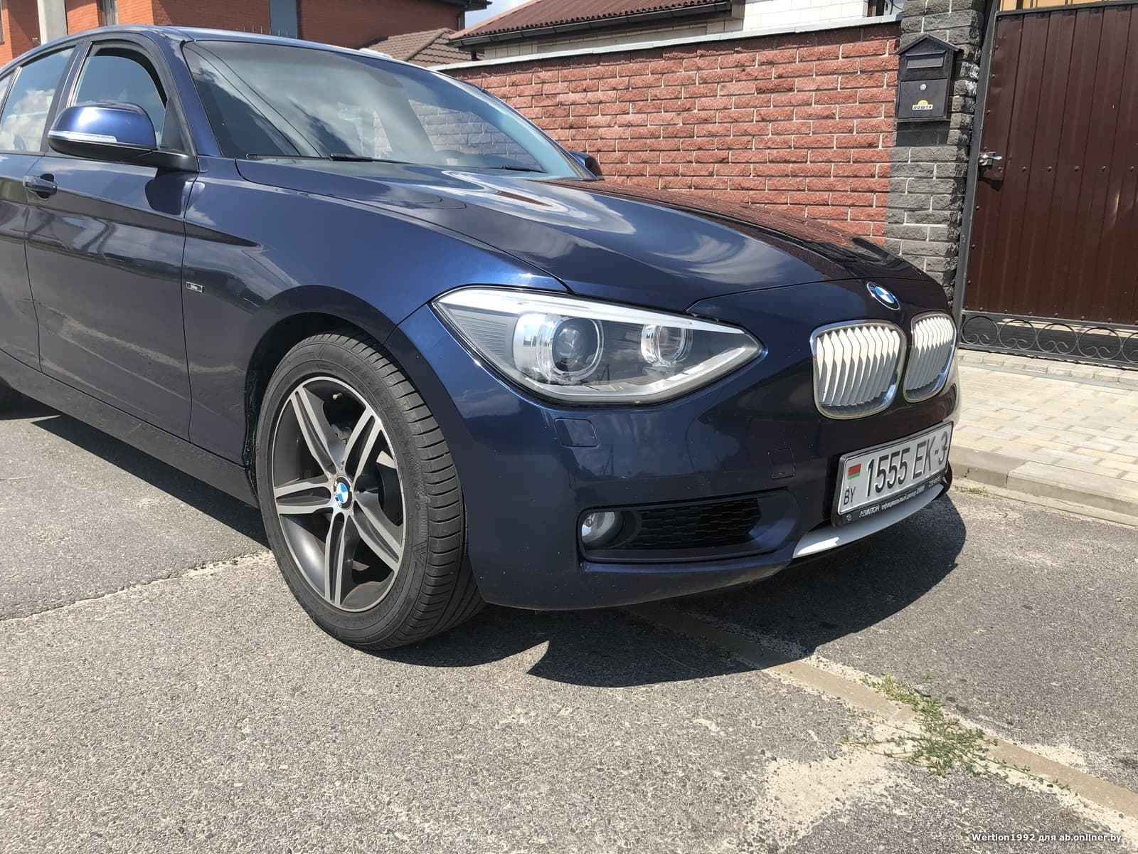 BMW 118 Urban