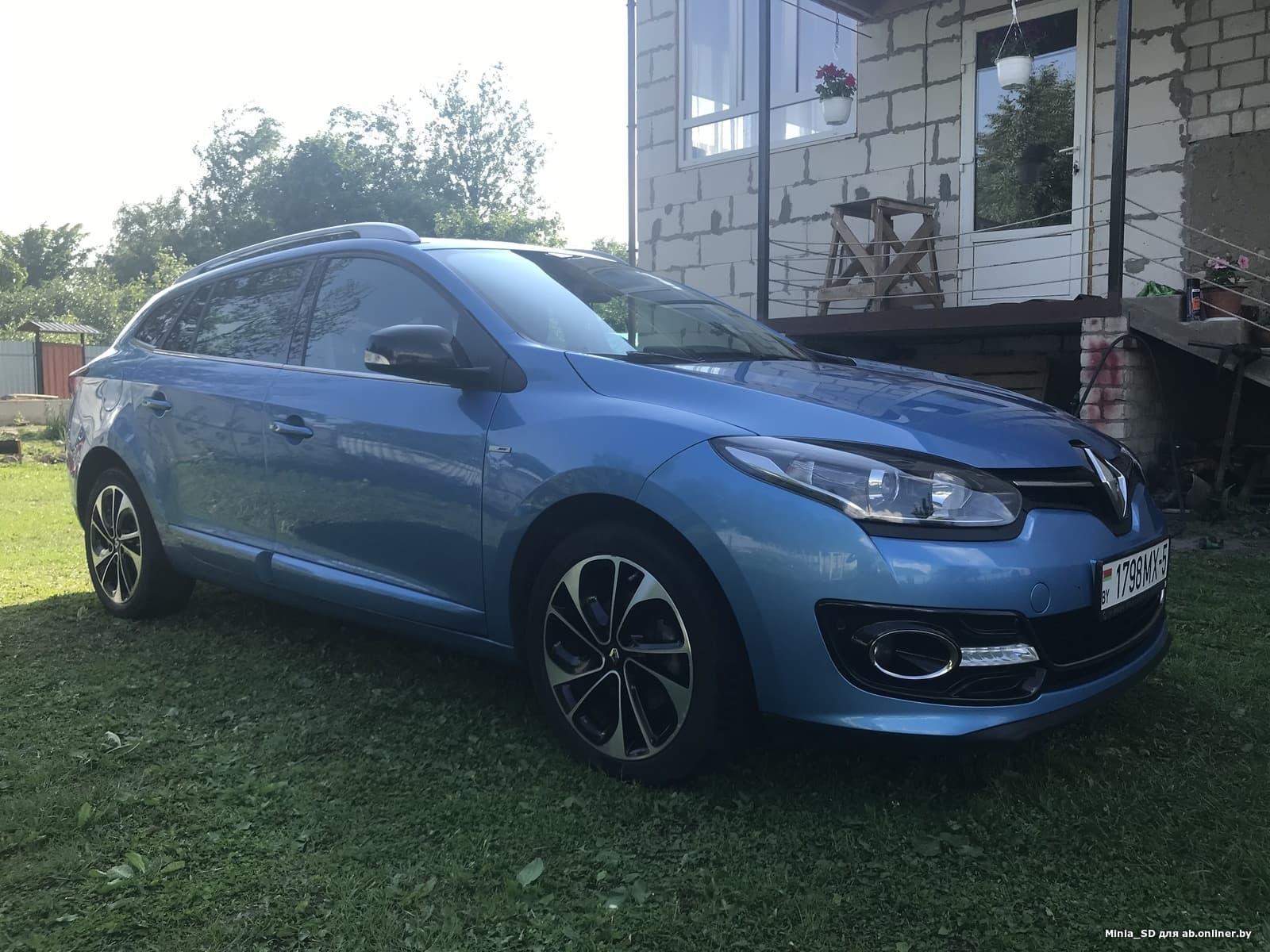 Renault Megane BOSE