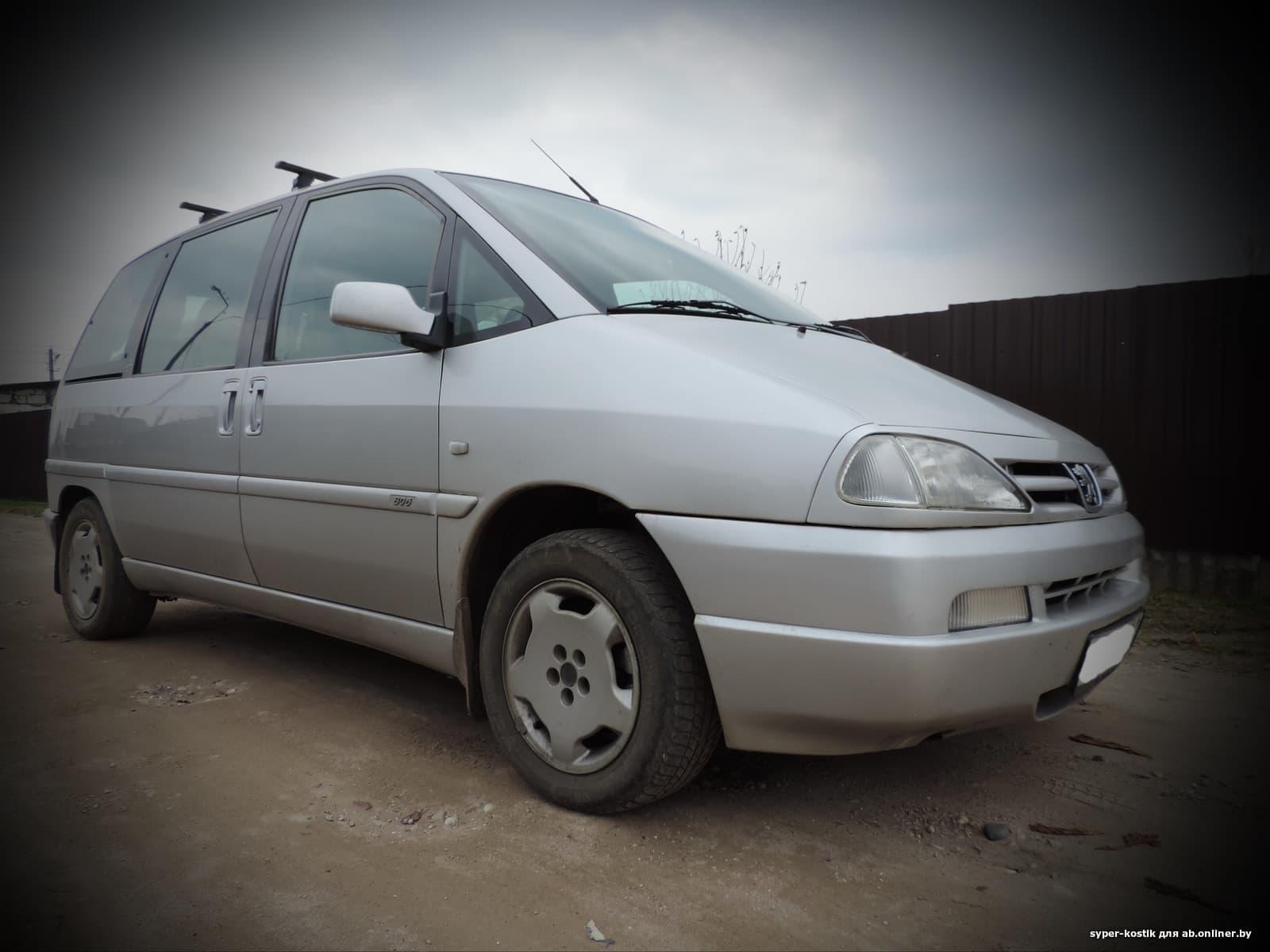 Peugeot 806 FAMILY