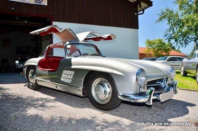 Mercedes-Benz SL300 Gullwing