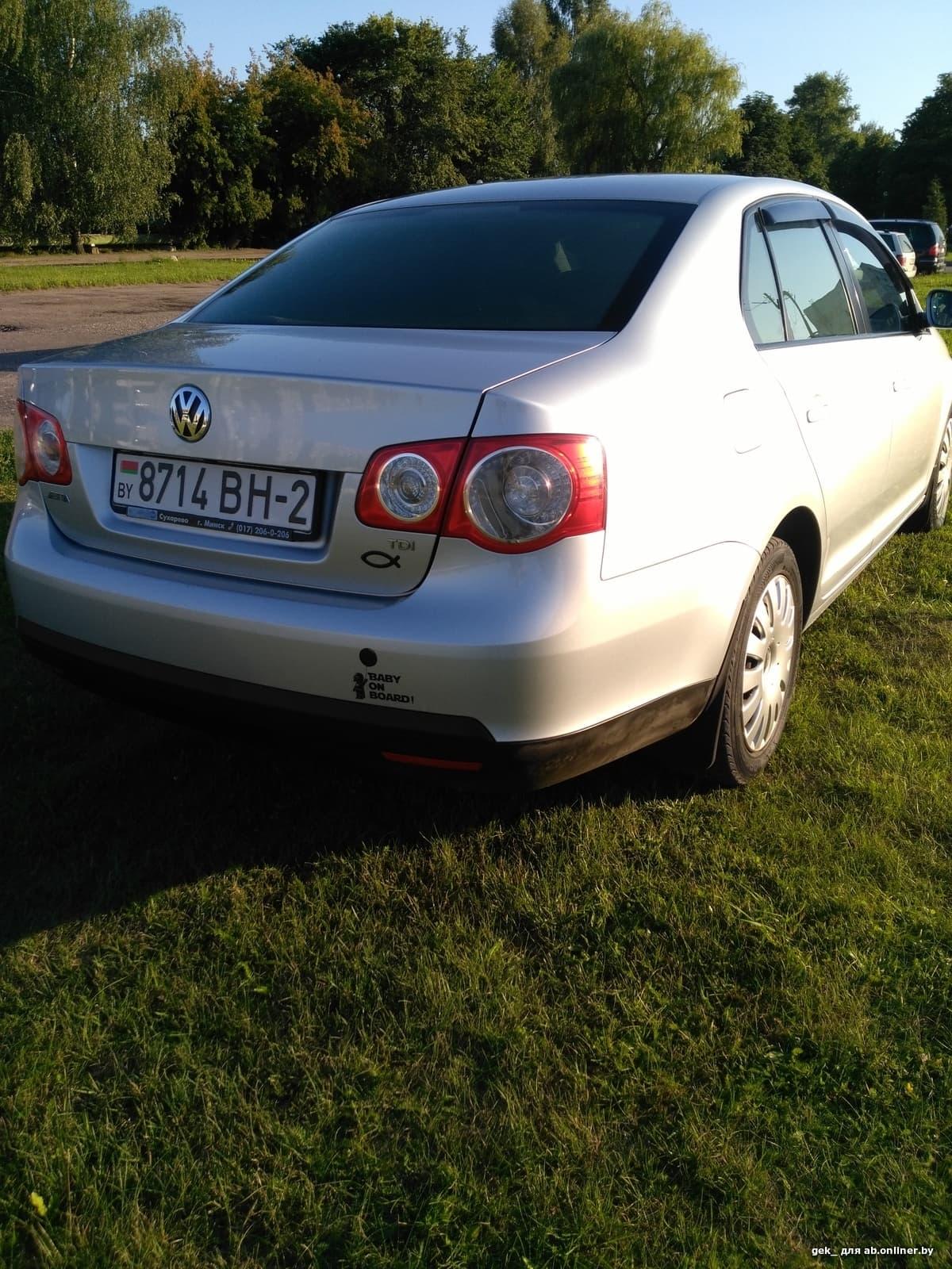 Volkswagen Jetta МК 5